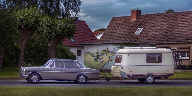 mercedes s karavanem