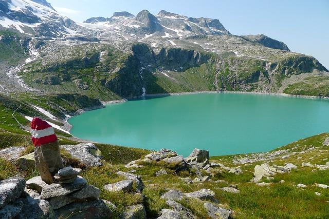 jezero Bergsee