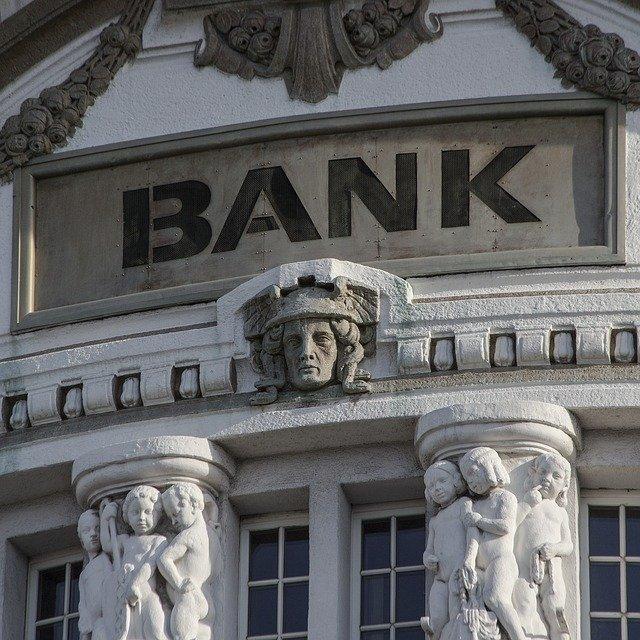 budova banky
