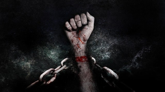 ruka mrtvoly