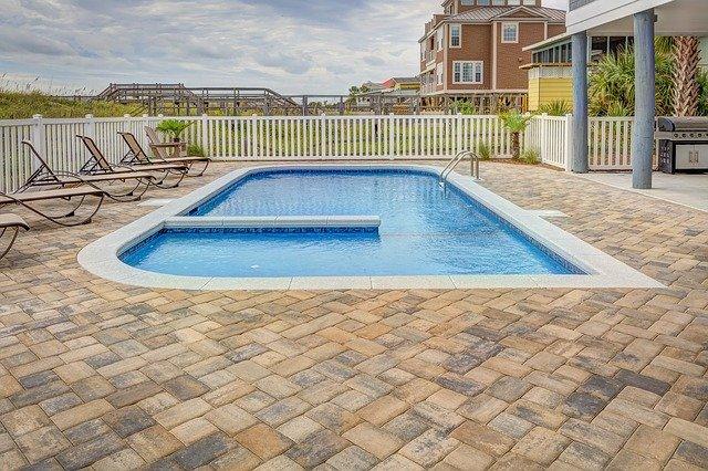 designový bazén