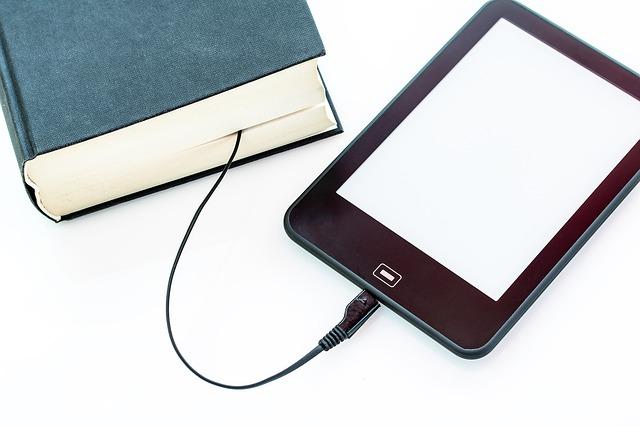 ebook a připojení