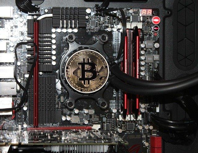 technologie těžby peněz