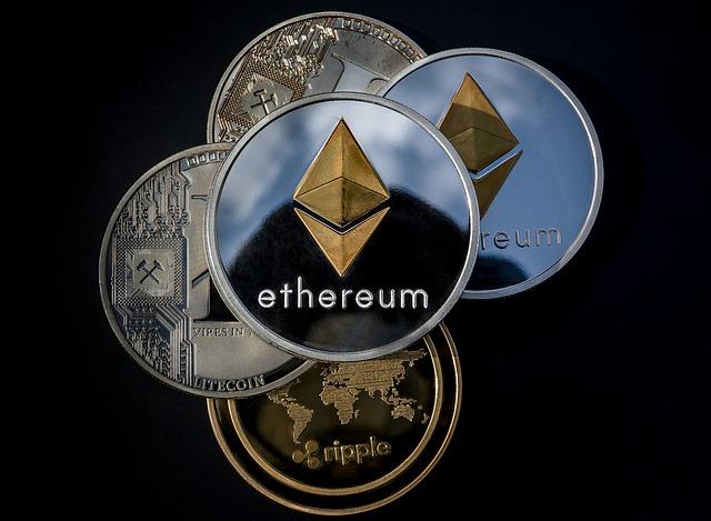 elektronické platební mince