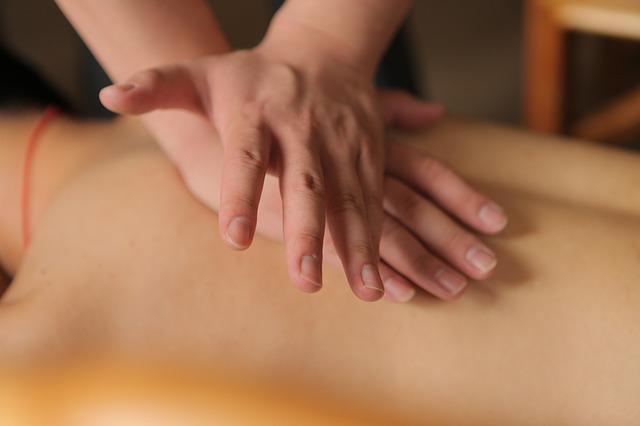 tradiční čínská masáž