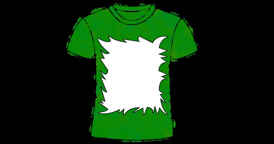 tričko pro potisk